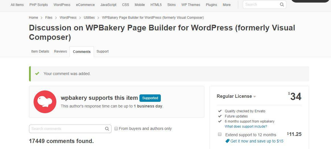 """Visual Composer Changed Its Name To Bullshit: """"WPBakery Page Builder"""""""